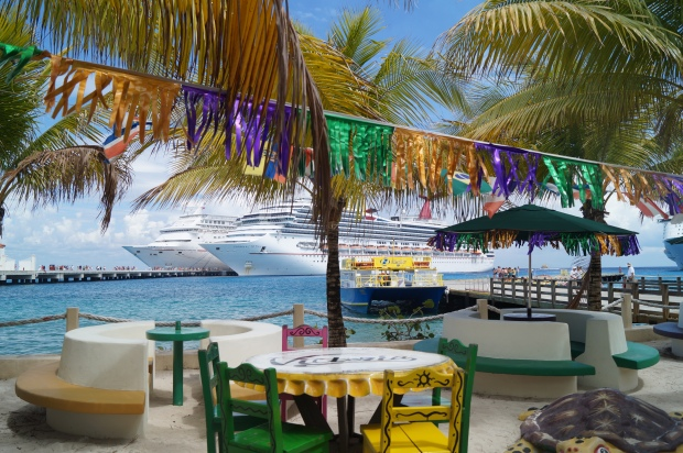 Beautiful Cozumel